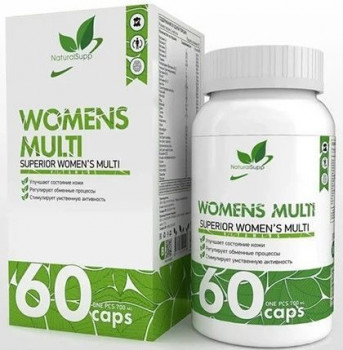 NaturalSupp Multi Woman 60 капсул
