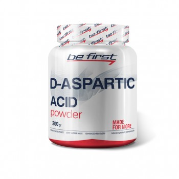 Be First D-Aspartic Acid powder 200 грамм