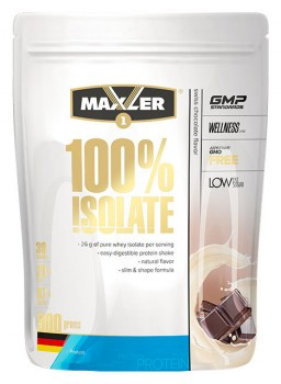 Maxler 100% Isolate 90% protein 900 гр.