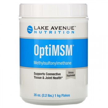 Lake Avenue Nutrition OptiMSM Flakes 992 гр.