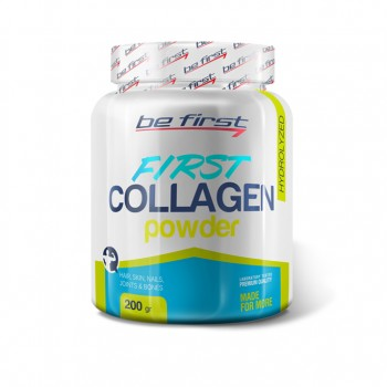 Be First First COLLAGEN powder 200 гр.