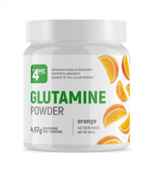 4Me Nutrition Glutamine 200 грамм