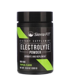 Sierra Fit Electrolyte Powder (порошок электролитов) 308 гр.
