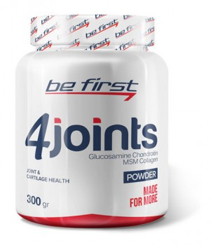 Be First 4joints powder 300 грамм