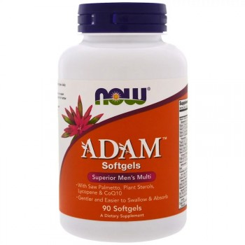Now Foods ADAM 90 капсул
