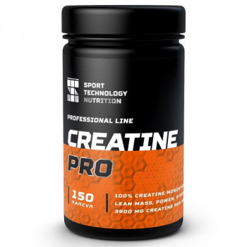 Sport Technology Nutrition Creatine 150 капсул