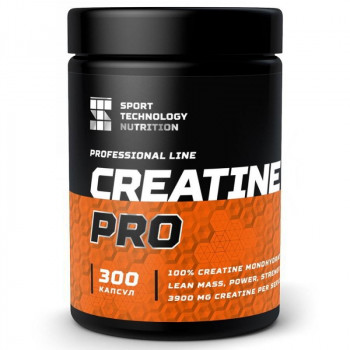 Sport Technology Nutrition Creatine 300 капсул