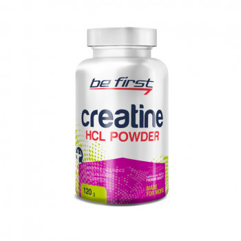 Be First Creatine HCL powder 120 гр.