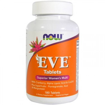 Now Foods EVE Women's Multi 180 таб.