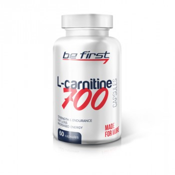 Be First L-carnitine 60 капсул по 700 мг.