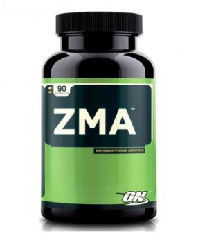 Optimum Nutrition ZMA - Zinc Magnesium Aspartate (90капс.)