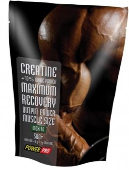 PowerPro CREATINE Maximum Recovery 500 гр.