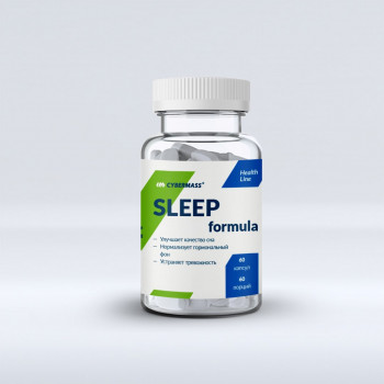 CyberMass Sleep Formula 700 мг. 60 капс.