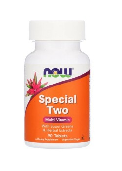 Now Foods Special Two 90 таблеток